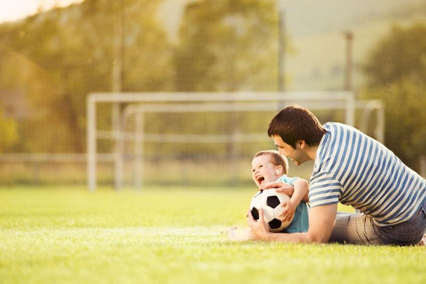 Ayah Bermain Bersama Anak 1 Tahun: Ini Idenya!