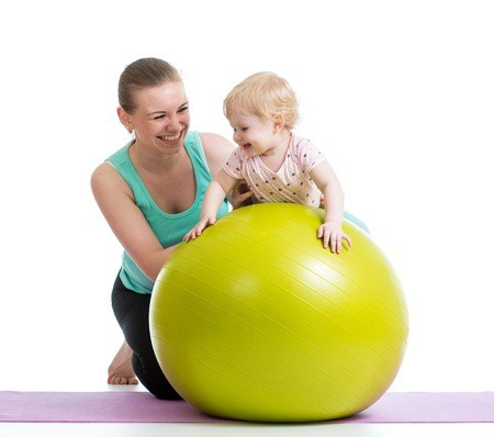 Brain Gym untuk Kecerdasan Bayi