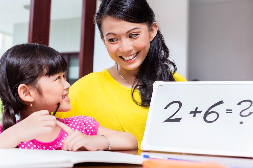5 Ide Kegiatan untuk Mengasah Kecerdasan Matematika Si kecil
