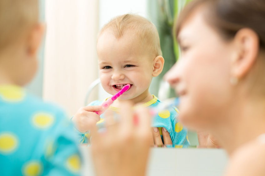 7 Kebiasaan Baik untuk Menjaga Kesehatan Anak