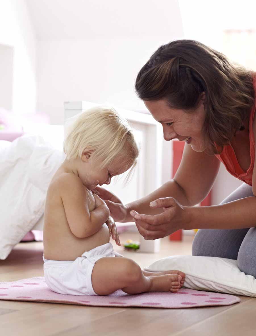 Baby Lotion yang Lembut di Kulit untuk Kesehatan Kulit si Kecil
