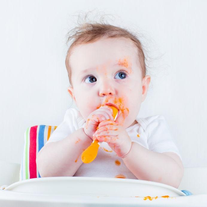 Langkah Pengenalan MPASI pada Bayi