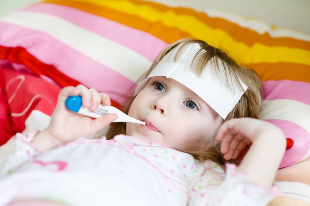 Kenali Flek Paru-paru pada Anak