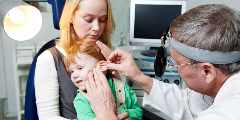 Waspada Infeksi Telinga pada si Kecil