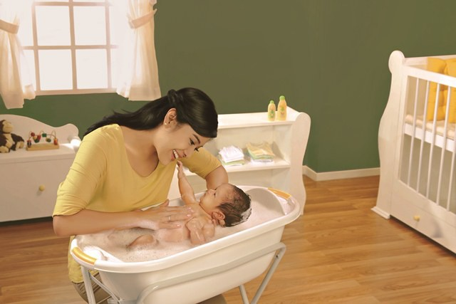 3 Manfaat Baby Spa