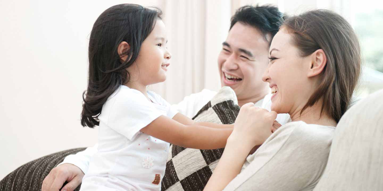 Zwitsal | Cara Kompak Mengasuh Anak Bareng Suami