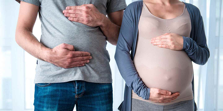 Gejala Awal Kehamilan yang Juga Dapat Dirasakan Oleh Ayah