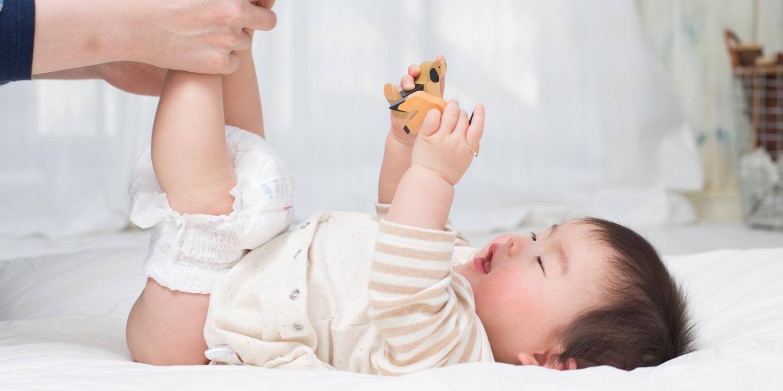 Tips Merawat Dan Mengobati Ruam Popok Bayi