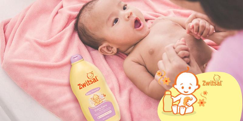 Bedak Bayi Yang Bagus dan Aman