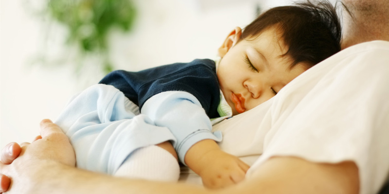 Peran Ayah dalam Tumbuh Kembang Bayi