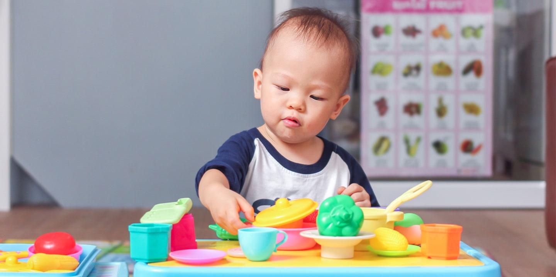 Inspirasi Permainan untuk Bayi Sesuai Usianya