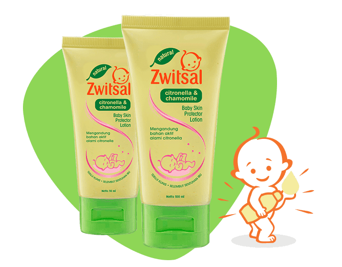 Baby Skin Protector Lotion Natural