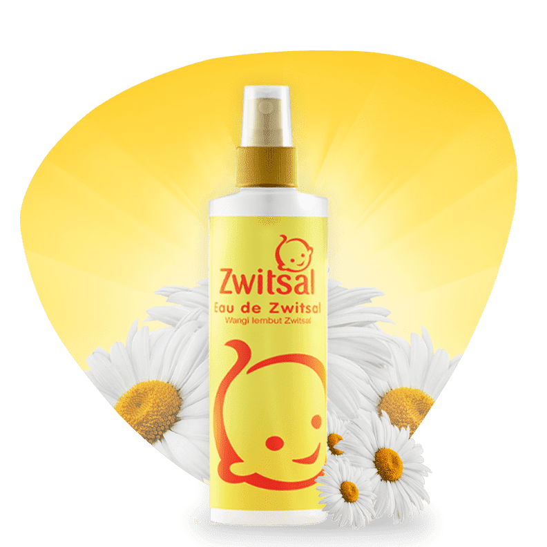 Zwitsal Body Mist for Adult