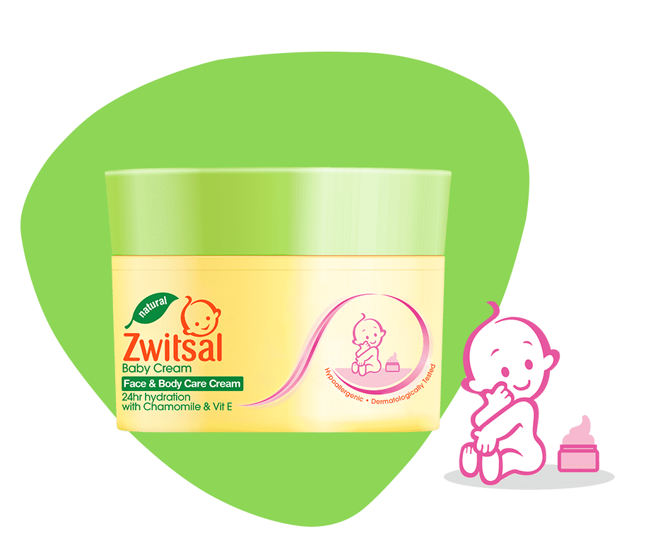 Zwitsal Face & Body Care Cream