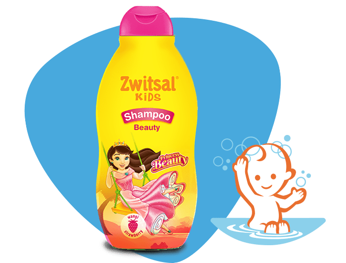 Zwitsal Kids Shampoo Beauty Pink
