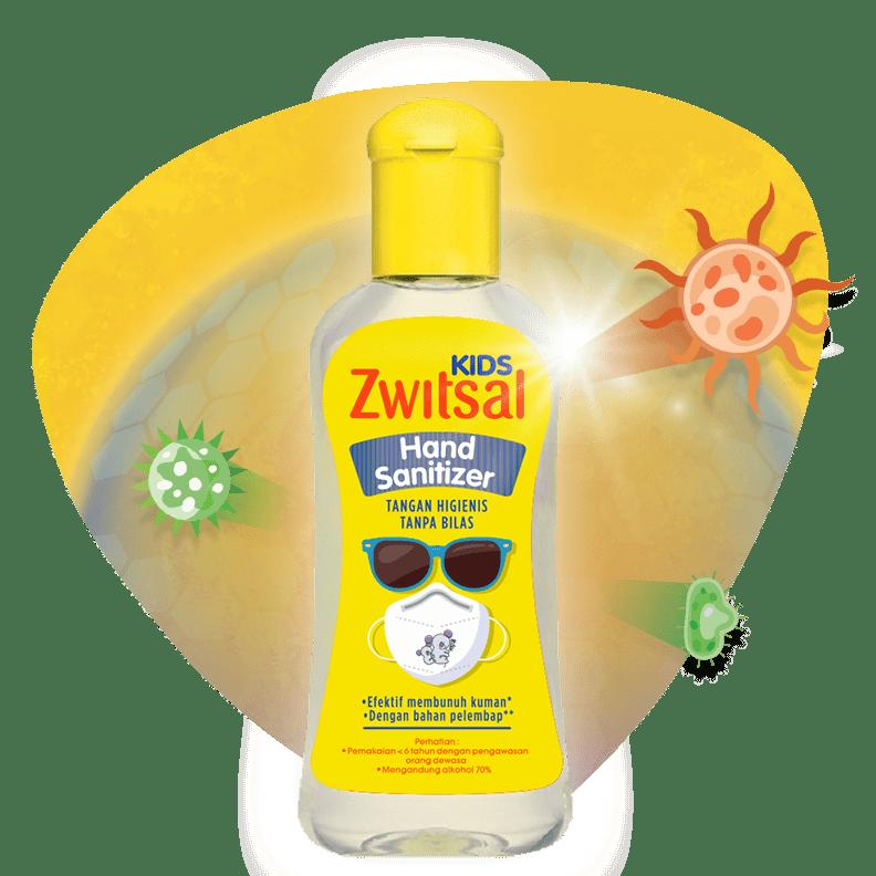 Zwitsal Kids Hand Sanitizer