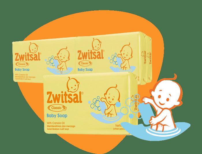 Baby Bar Soap Classic