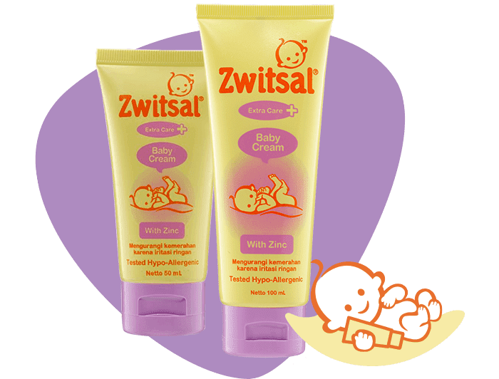 Baby Extra Care Cream with Zinc