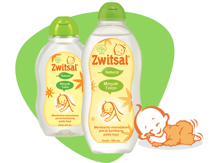 Baby Minyak Telon Natural