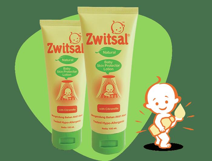 Baby Skin Protector Lotion Natural