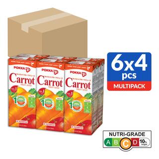 Pokka Packet Drink - Carrot Fruit Juice