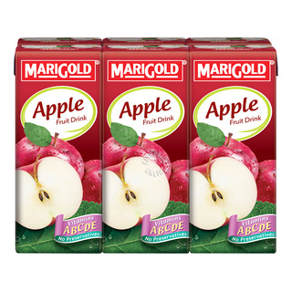 Marigold Packet Fruit Drink - Apple