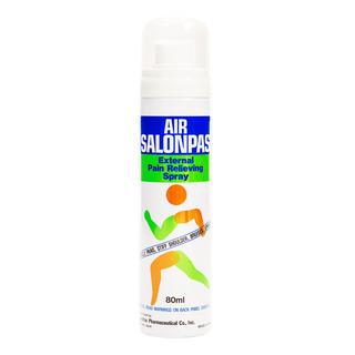 Salonpas External Pain Relief Spray - Air