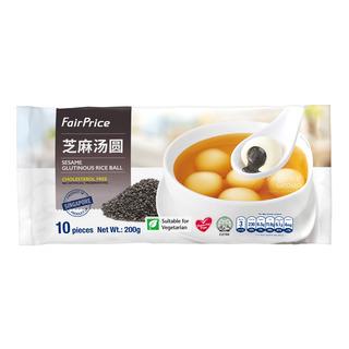 FairPrice Frozen Glutinous Rice Ball - Sesame