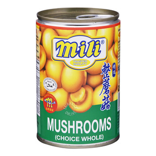 Mili Whole Mushrooms