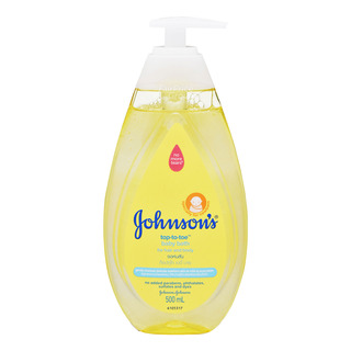 Johnson's Baby Wash - Top to Toe
