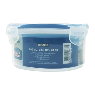 Lock & Lock Stackable Airtight Container - Circle