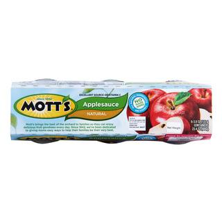 Mott S Natural Apple Sauce Fairprice Singapore