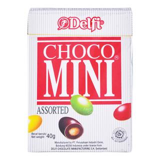 Delfi Choco Mini Candy - Assorted