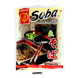Orient Soba Japanese Cold Noodle with Wasabi