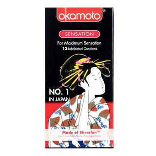 Okamoto Condom - Sensation