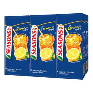 F&N Seasons Packet Drink - Ice Lemon Tea