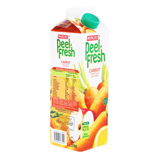 Marigold Peel Fresh Juice - Carrot