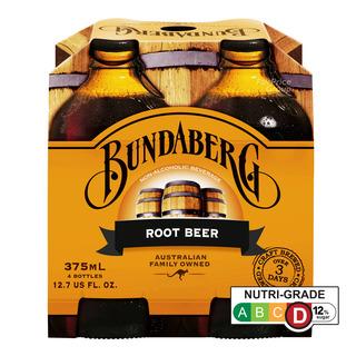 Bundaberg Bottle Drink - Root Beer