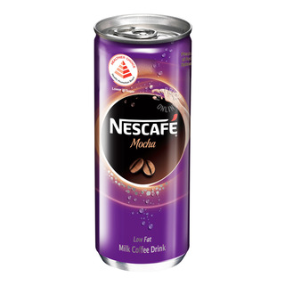 Nescafe Milk Coffee Can Drink - Mocha