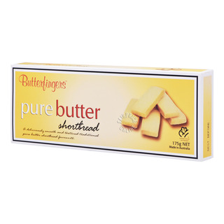 Butterfingers Pure Butter Shortbread - Traditional