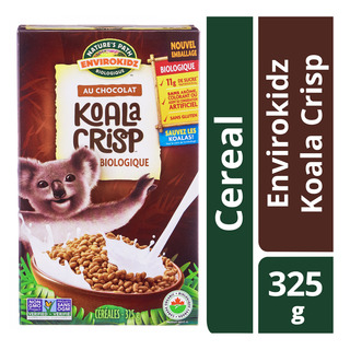 Nature's Path Organic Cereal - Envirokidz Koala Crisp
