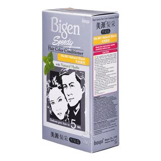 Bigen Speedy Hair Color Conditioner - Natural Black