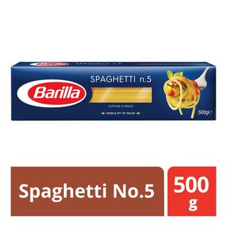Barilla Pasta - Spaghetti No.5 ...