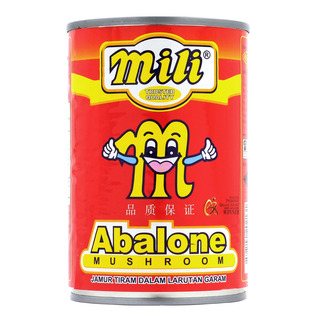 Mili Abalone Mushroom
