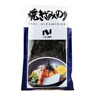 Nico-Nico Foods Roasted Seaweed - Yaki Kizaminori