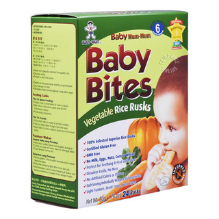 Take One Baby Bites - Vegetable