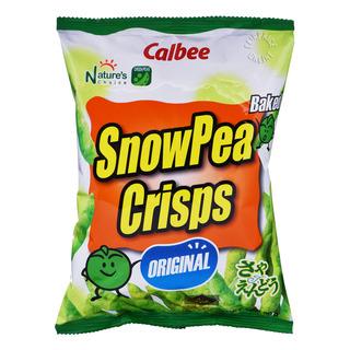 Calbee SnowPea Crisps - Original