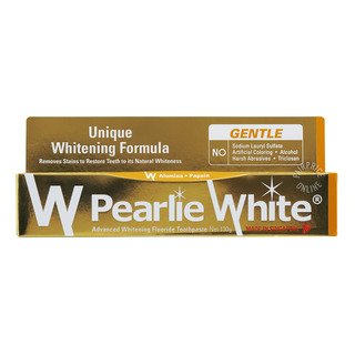 Pearlie White Fluoride Toothpaste - Advanced Whitening