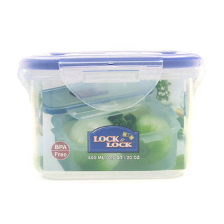 Lock & Lock Stackable Airtight Container - Rectangle (HPL811)