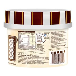 Dreyer's Ice Cream - Mint Chocolate